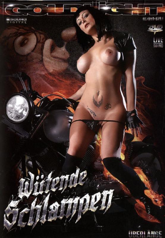 Wütende Schlampen DVD Image