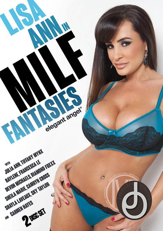 Milf Fantasies DVD Image