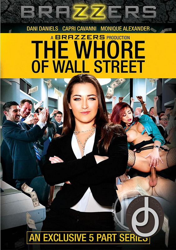 Whore Of Wall Street DVD Image