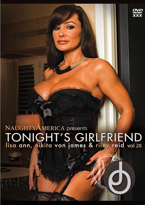 Tonights Girlfriend 28 DVD Image