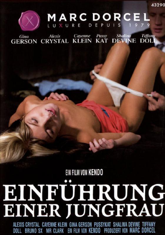 Einführung einer Jungfrau DVD Image