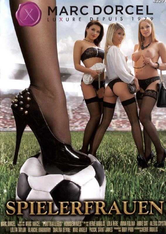 Spielerfrauen DVD Image