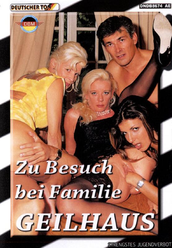 Zu Besuch Bei Familie Geilhaus DVD image