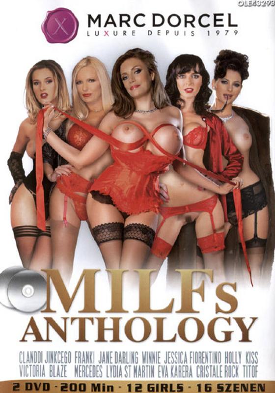 Milfs Anthology  [2 DVDs] DVD Image