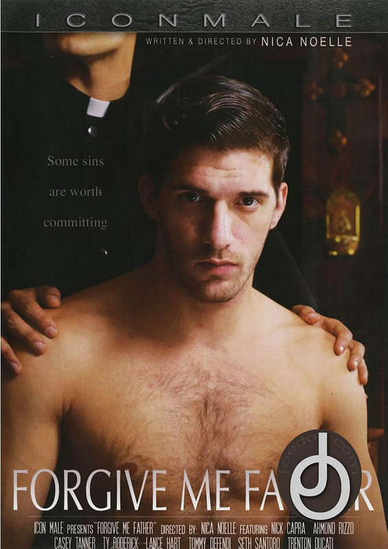 Forgive Me Father Gay DVD image