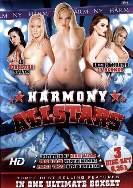 Harmony Allstars  [3 DVDs] DVD Image
