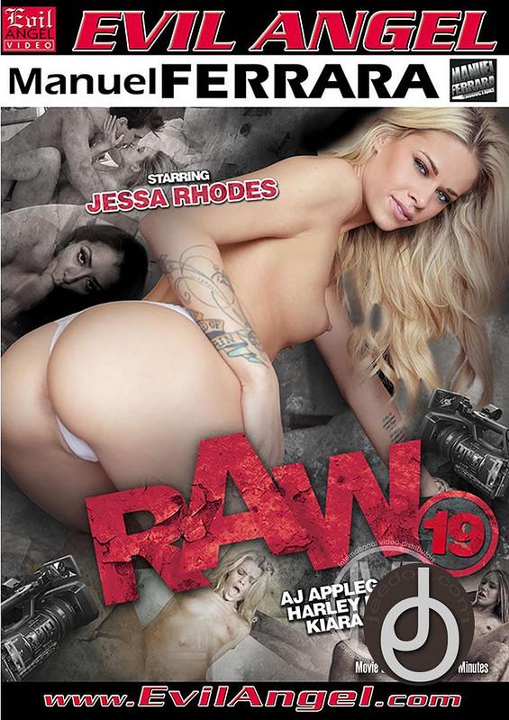 Raw 19 DVD Image