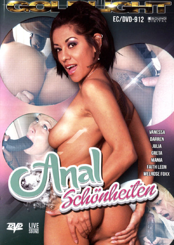 Anal Schönheiten DVD Image