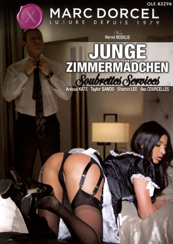 Junge Zimmermädchen - Soubrettes Services DVD Image
