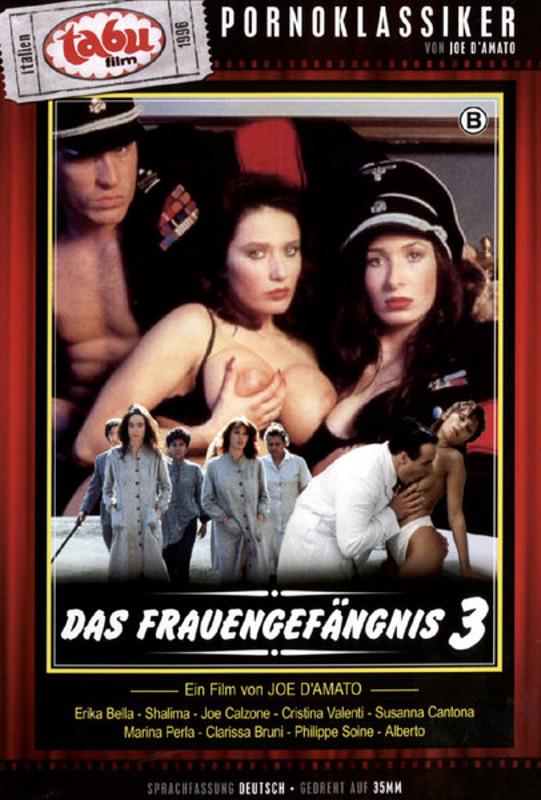 Das Frauengefängnis  3 DVD Image