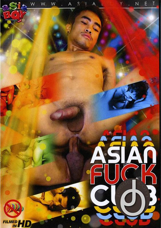 Asian Fuck Club Gay DVD Bild