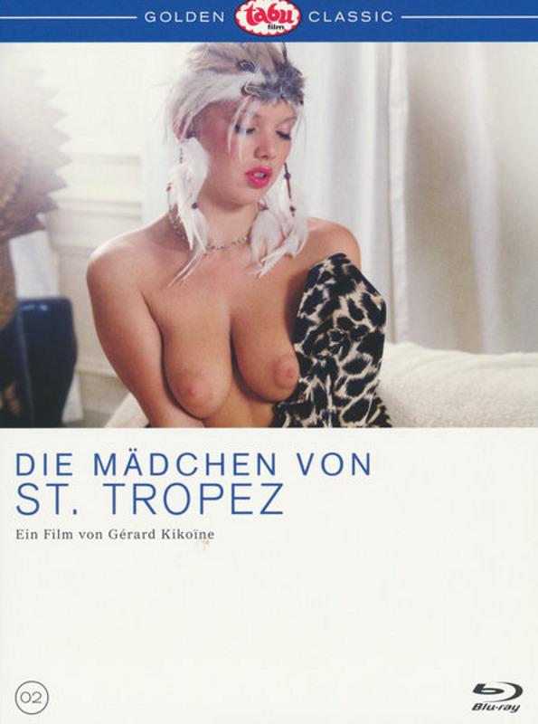 Die Mädchen von St. Tropez Blu-ray Image