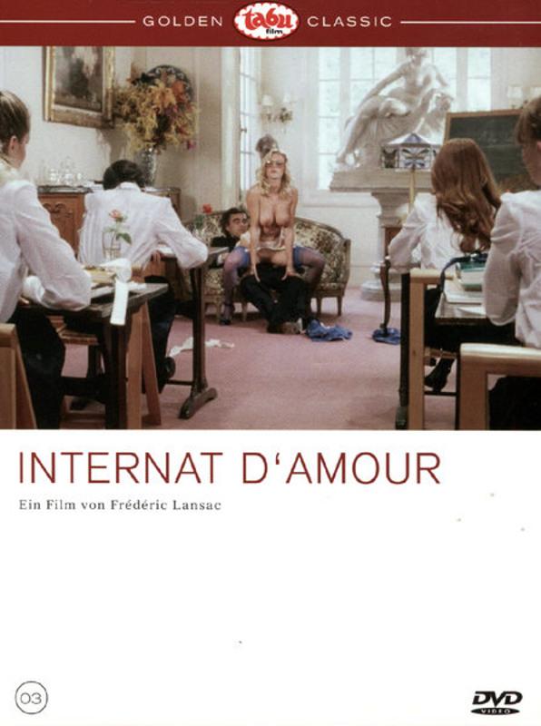 Internat D'Amour DVD Image