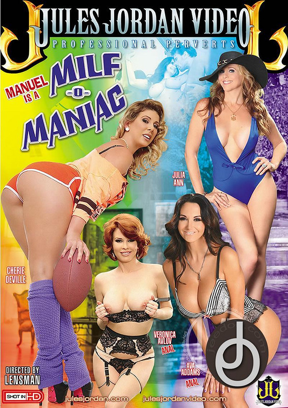 Manuel Is A Milfomaniac DVD Image