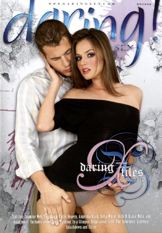 Daring X Files Vol.  10 DVD Image
