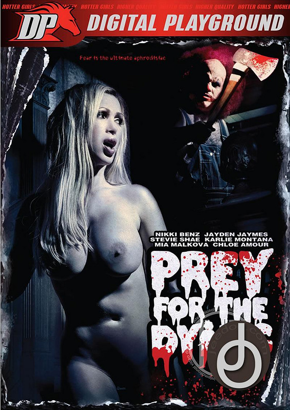 Prey For The Dying DVD Image