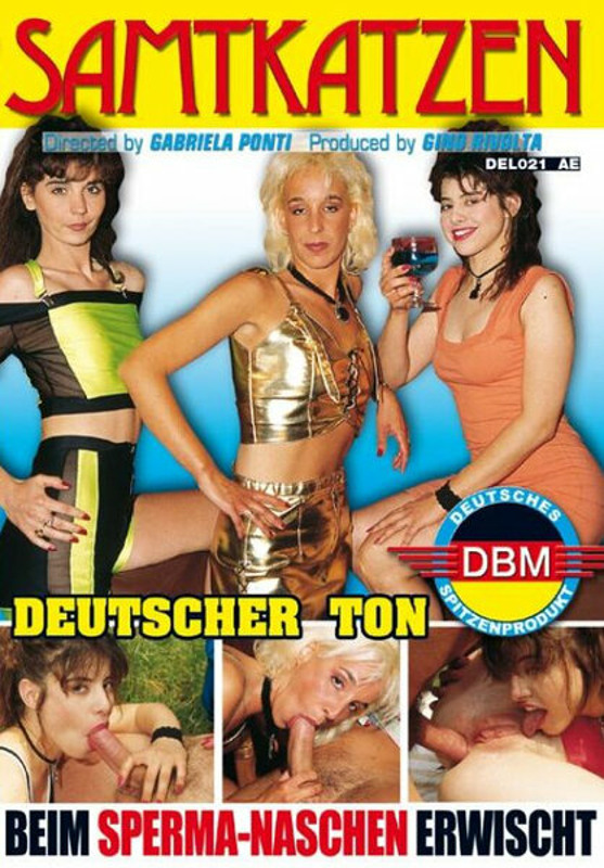Samtkatzen DVD Image