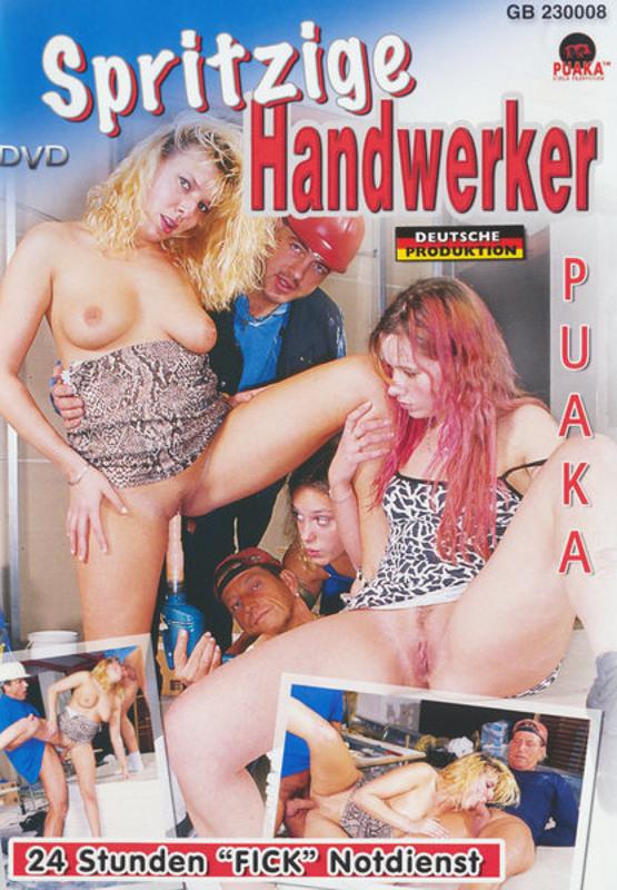 Spritzige Handwerker DVD Image