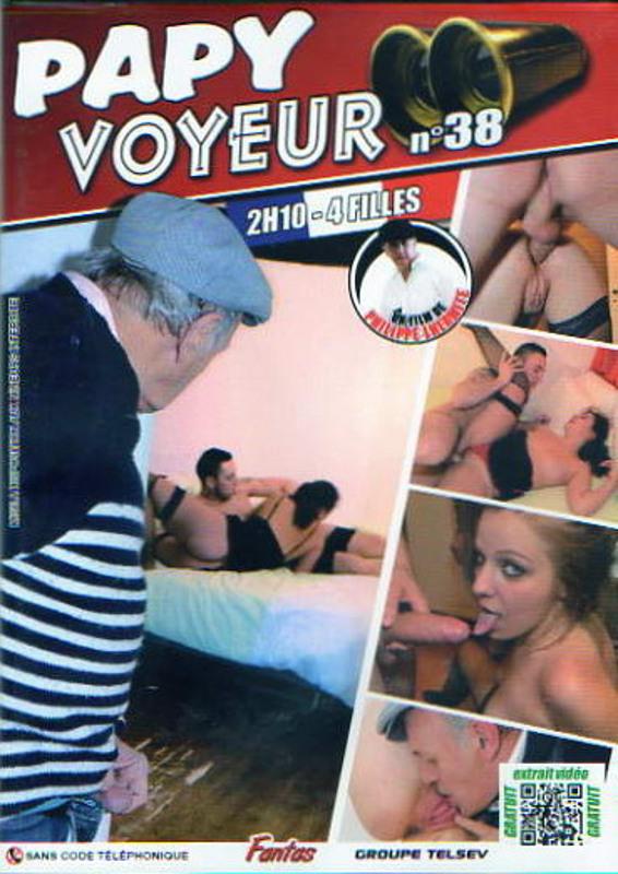 Papy Voyeur 38 DVD Image