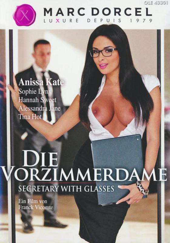 Die Vorzimmerdame DVD Image
