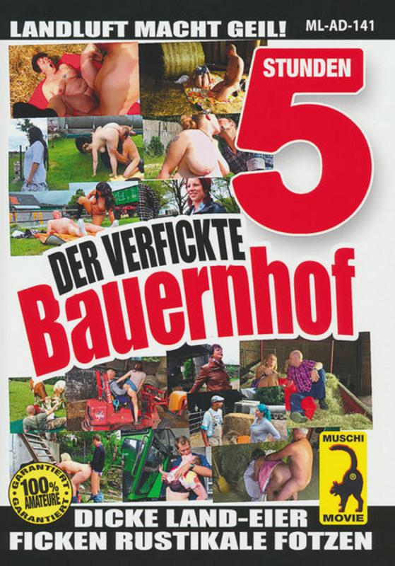 Der verfickte Bauernhof DVD Image