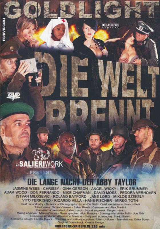 Die Welt Brennt  1 - Die Lange Nacht... DVD Image