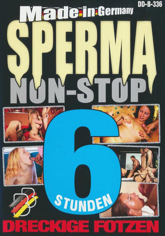 Sperma-Non-Stop DVD Image