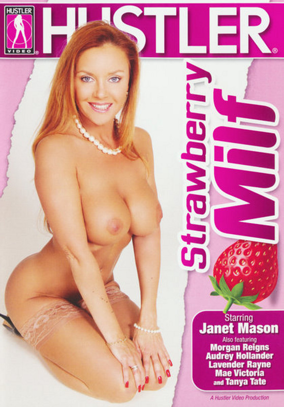 Strawberry Milf DVD Image