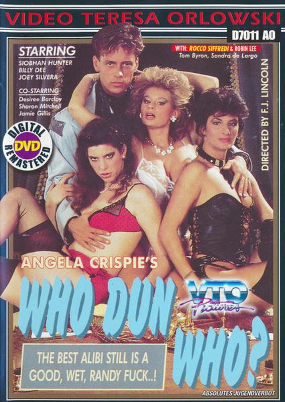 Angela Crispies Who Dun Who? DVD - Pornofilme Streams und