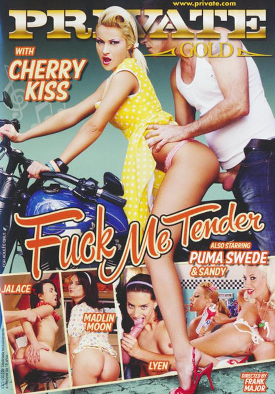 Fuck Me Tender DVD Image