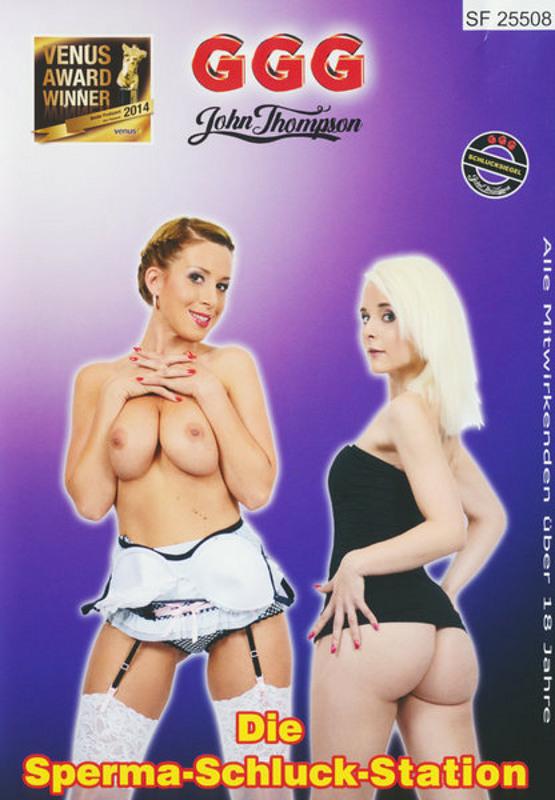 Die Sperma-Schluck-Station DVD Image