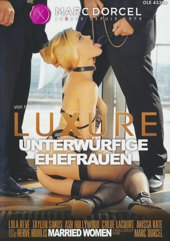 Unterwürfige Ehefrauen DVD Image