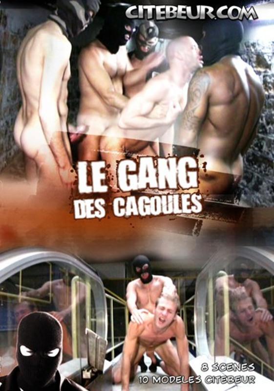 Le Gang des Cagoules Gay DVD image