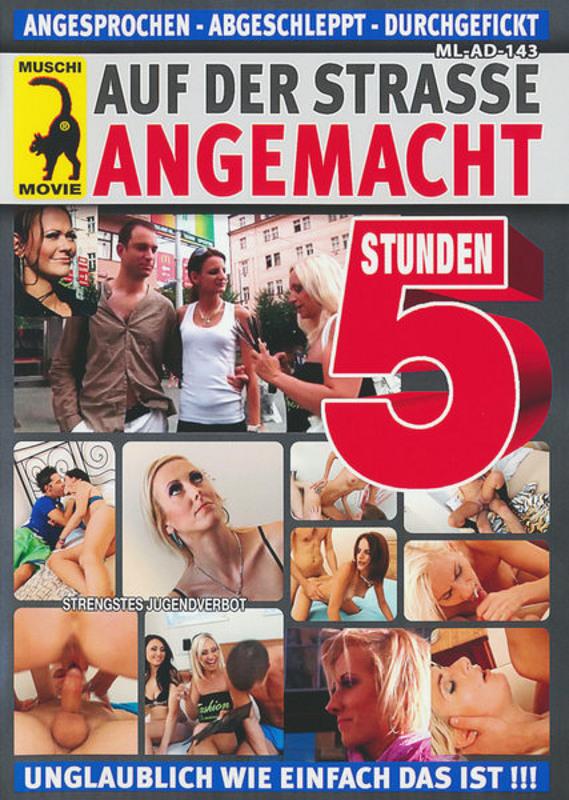 Auf der Strasse angemacht DVD Image