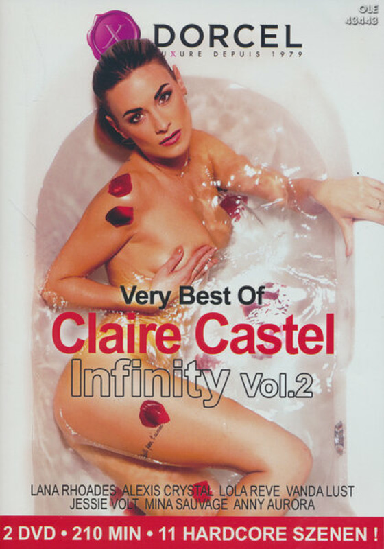 Very Best Of Claire Castel  2 - Infinity  (2 DVDs) DVD Image
