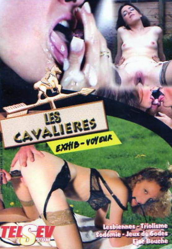 Les Cavalieres DVD Image