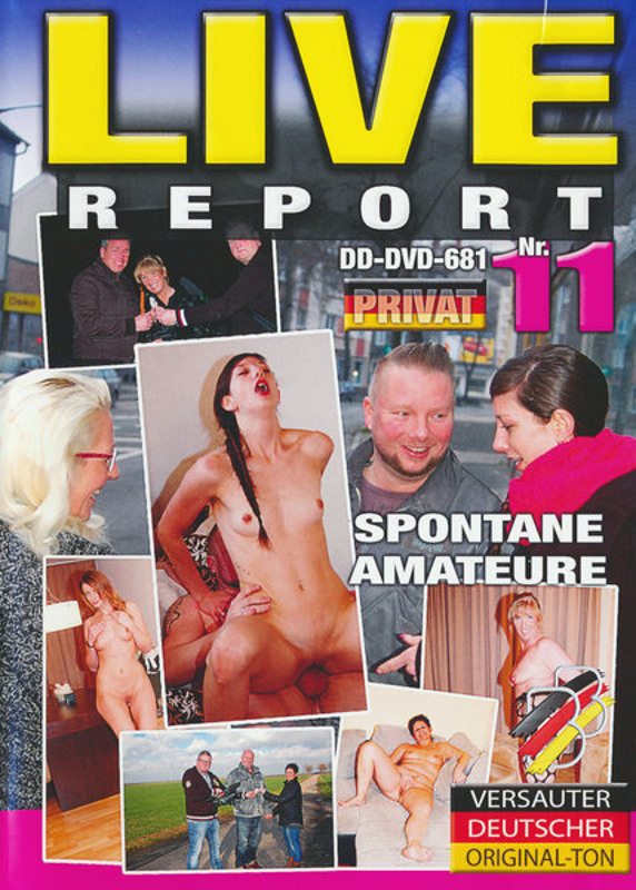 Live Report 11 DVD Image