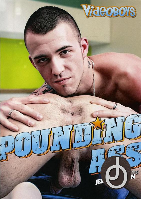 Pounding Ass Gay DVD Bild