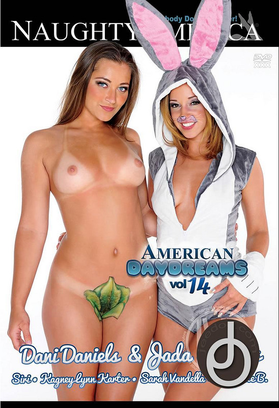 American Daydreams 14 DVD Image
