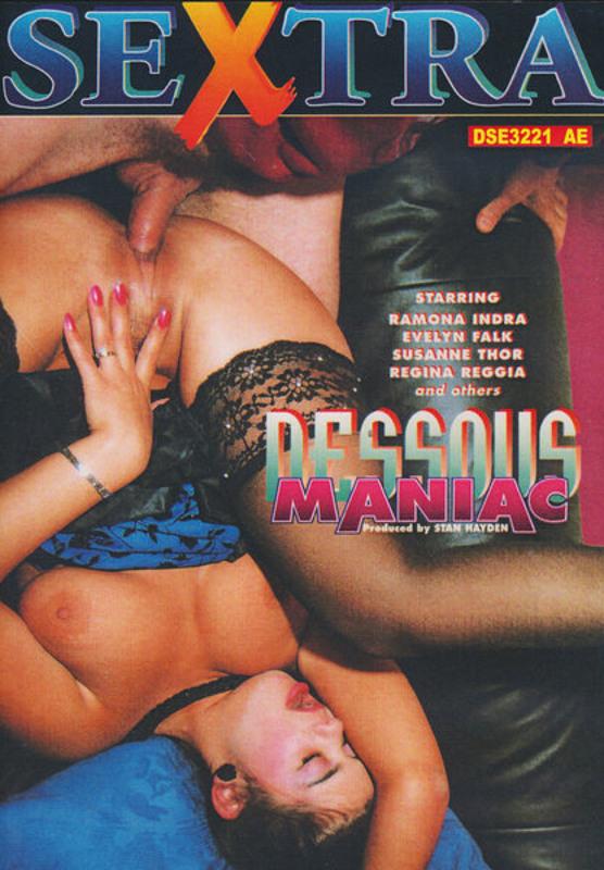 Dessous Maniac DVD Image