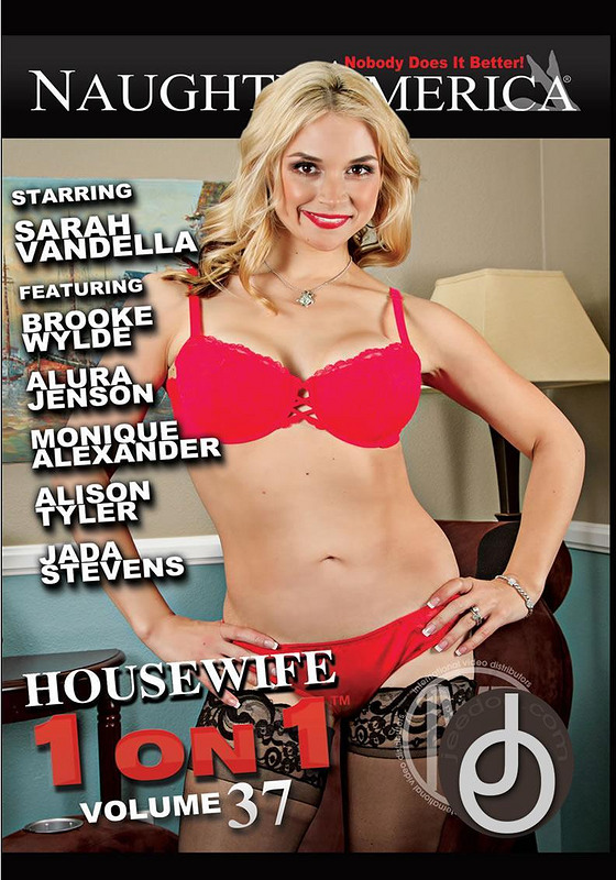Housewife 1 On 1 37 DVD Image
