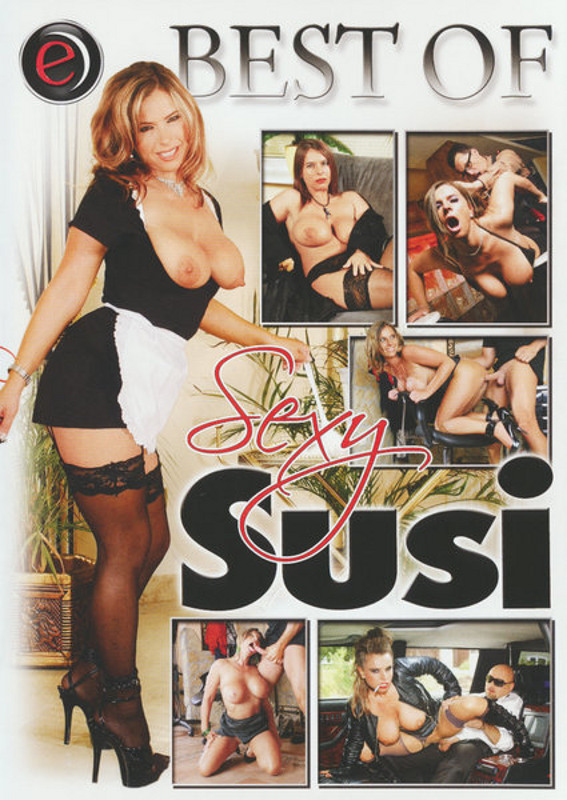 Best Of Sexy Susi DVD Image