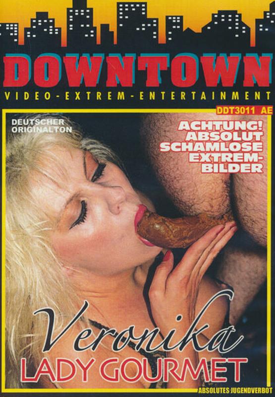 Veronika Lady Gourmet DVD Image