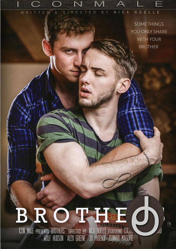 Brothers Gay DVD image