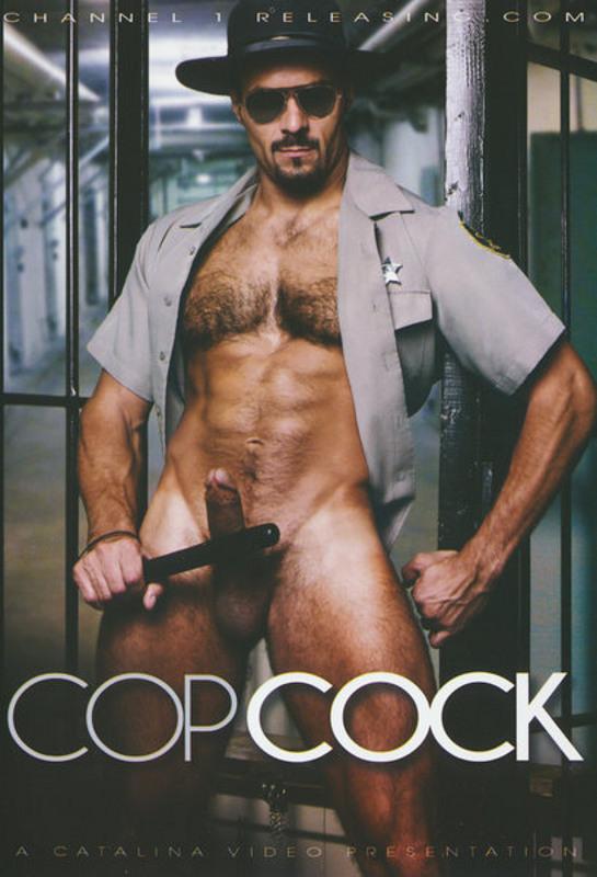 Cop Cock Gay DVD Image