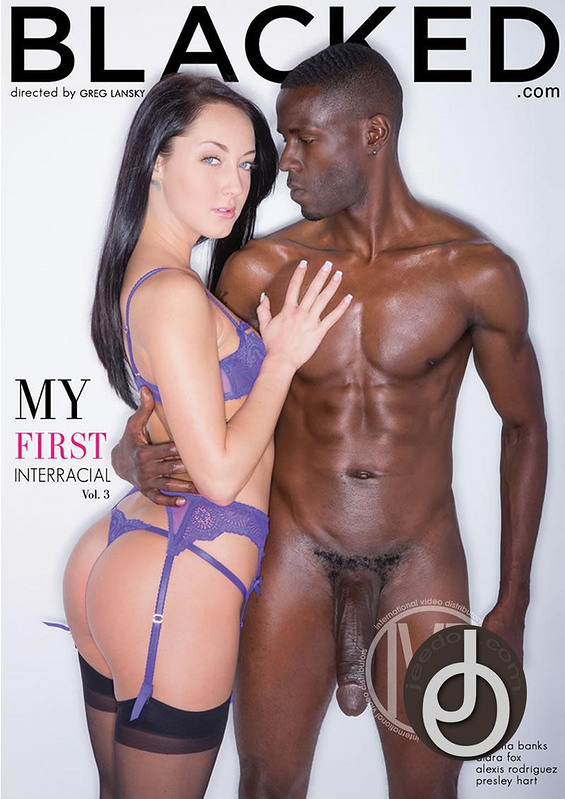 My First Interracial 3 DVD Image