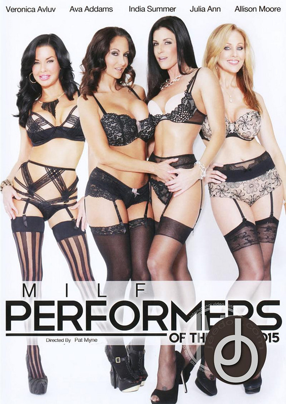 Milf Performers Of The Year 2015 DVD image
