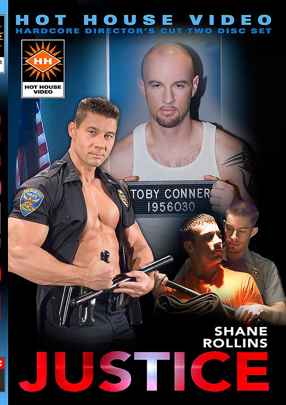 Justice (2DVDs) Gay DVD Bild