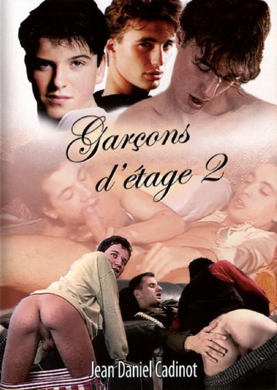 Garcons D'etage 2 Gay DVD Image