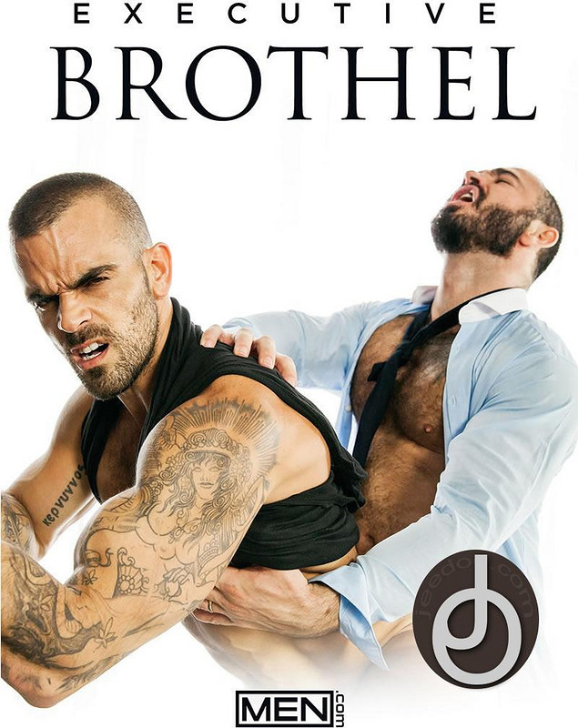 Executive Brothel Gay DVD Image
